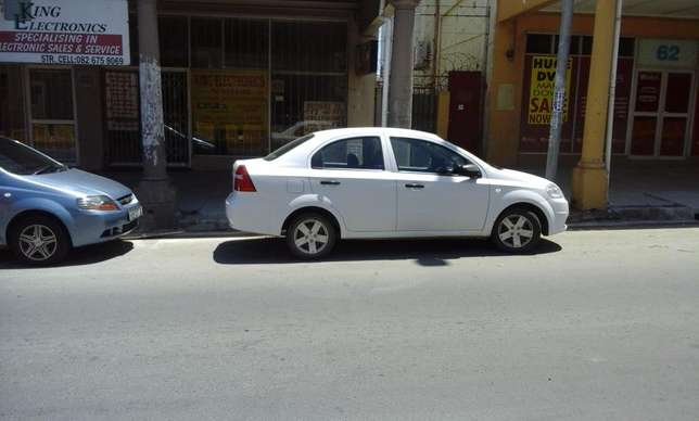 Chevrolet Aveo Sedan in Very Good Condition East London - image 5