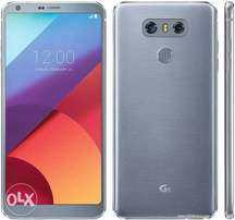 LG G6 Brand new sealed with 13 Months Warranty at Cool Phones Kenya