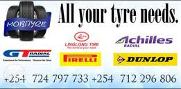 All tyre brands