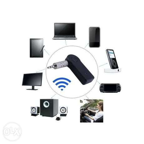 Bluetooth Car Aux/home Theaters Port-Harcourt - image 1