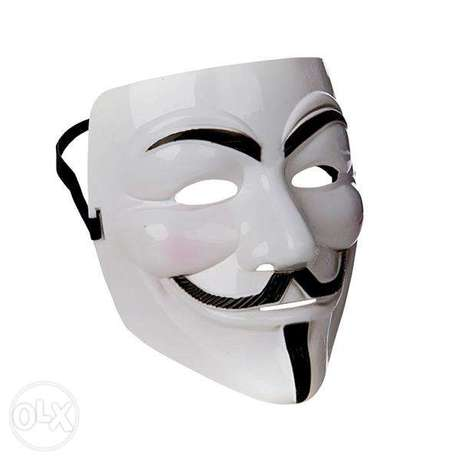 Anonymous Masks أقنعة أنونيموس