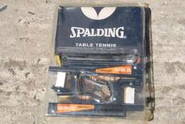 table tennis set still in package