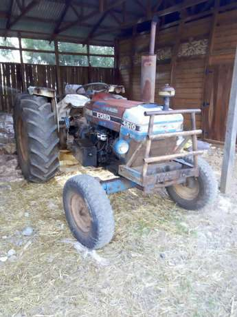 Tractor ford 4610 Elgonview - image 4