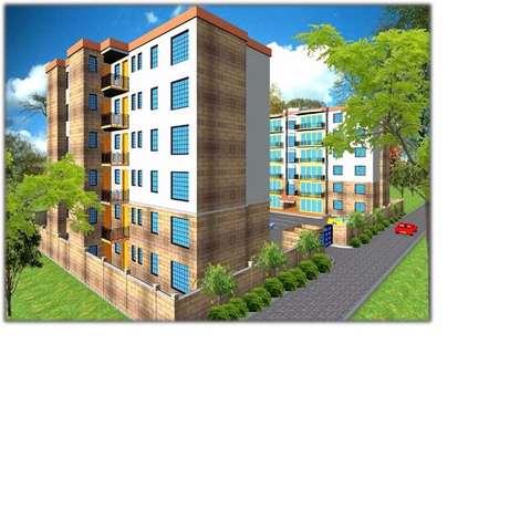 3 Bedroom, SQ, Dining,Lift, Back up Generator and Borehole Westlands - image 2