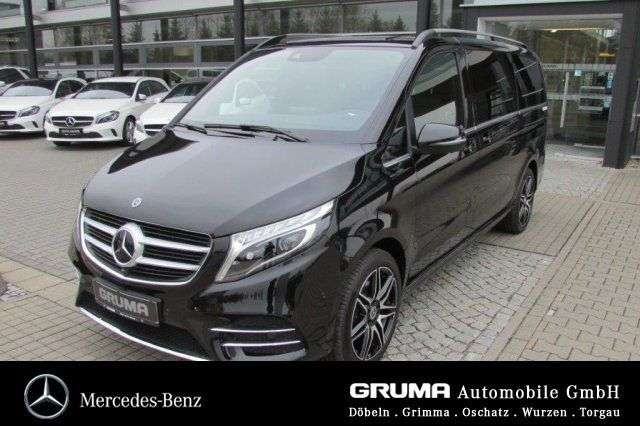 Mercedes Benz V 250 D 4matic Ave Amg 4x4 Standhzg Command 2018