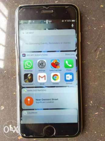 Very Clean Iphone 6 -64GB ( like brand new) with Original USB cable Benin City - image 1