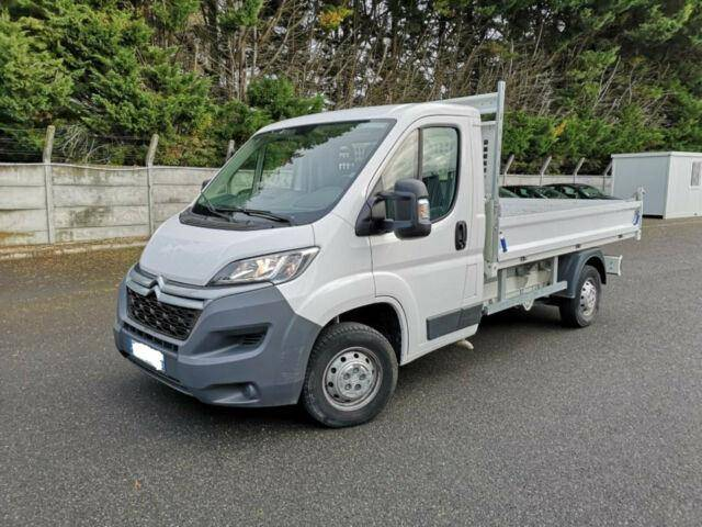 Citroën Jumper Kipper*35*L3*130*Klima*Tempomat*Top* - 2016