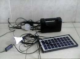 Cheap GD Solar lighting system