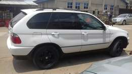 Super clean 2002 model BMW X5 for sale