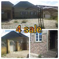 3 bedroom with b.q for sale