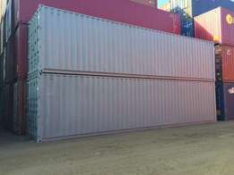 """For sale WWT 20"""" & 40"""" Used Storage Containers for Sale"""