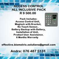 Access Control for your house or Business