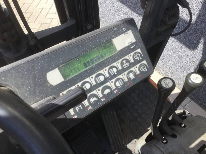 heftruck STILL R20-20 duplo315 freelift sideshift 2004 ... - image 7