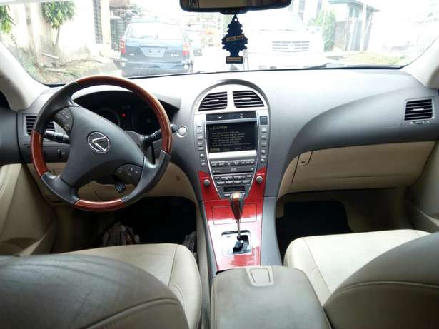 Lexus GS350 Tokunbo 2008 Model Full Option Perfectly Conditions Driv Ikeja - image 8