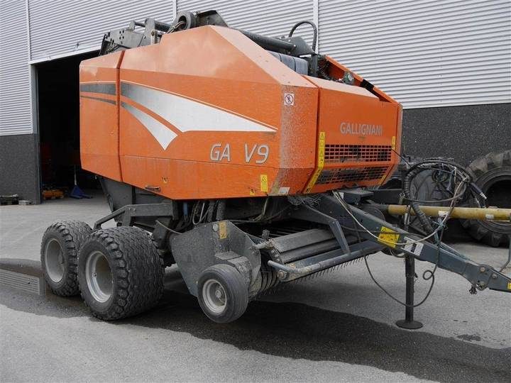 Gallignani Ga V9 Industry - 2004