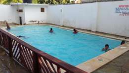 Two bedroom fully furnished apartment with swimming pool