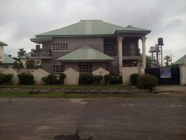 4bedroom Duplex with 2bedroom Chalet and BQ for sale at Gwarinpa Gwarinpa Estate - image 2