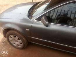 Volkswagen Passat 2002 v6 with Double silencers (Automatic)