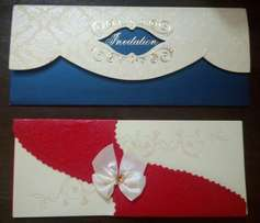 Weddings, invitations and introduction Cards