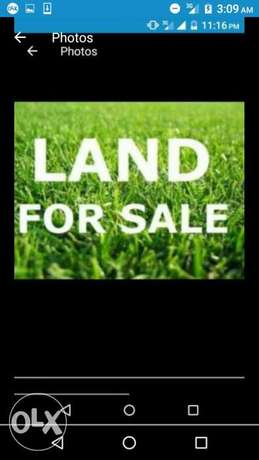 Genuine two plots of land for sale along eliozu opm expressway Port Harcourt - image 1