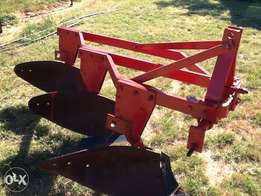 3 Furrow mouldboard plough for sale