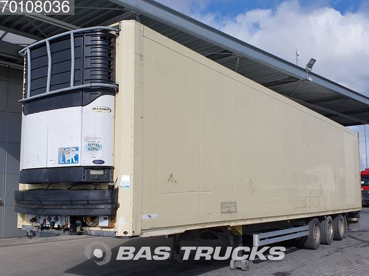 Schmitz Cargobull SKO 24 Carrier Maxima 1300 SAF Doppelstock Mega - 2006