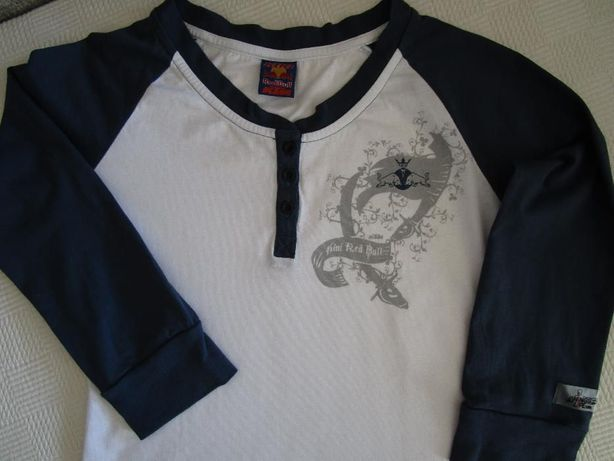 9e312f80322081 Bluzka koszulka damska odzież motocyklowa KTM Kini Red Bull 36 S Wrocław -  image 1