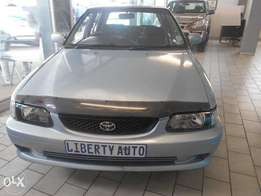 Toyota Tazz 2004 1.3 Manual Gear