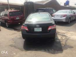 2011 Toyota Camry first body used