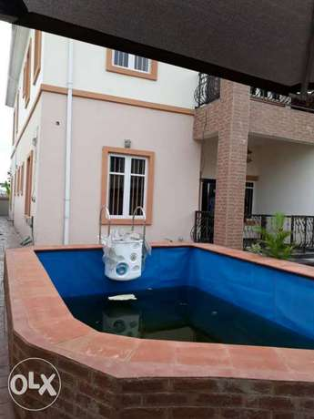 Brand new 6 bedroom detached duplex at omole estate Ikeja - image 2