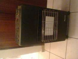 Gas heater for sale with 9kg gas bottle