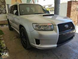 Subaru forester, cross sport
