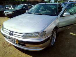 Urgent sale!! Tokunbo Peugeot 406 at 1.2m