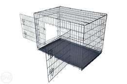 Fold up pet cage / parrots / dogs / cats