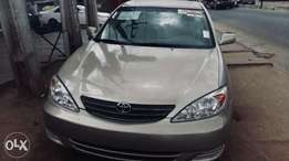 2004 Model Toyota Camry Leather Seat 4plugs Engine