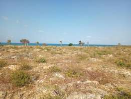 Beach plots for sale