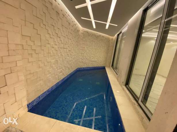 brand new 4 master bedrooms with pool in fnaitees
