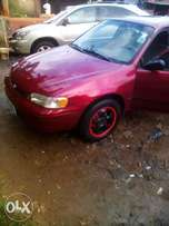 Toyota corolla 2000model for sale at Abeokuta