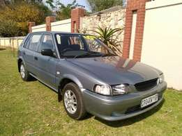 Call Haroon on 2005 Toyota Tazz 130 With Aircon