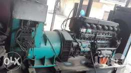 Used 250 KVA Rolls Royce Generator In Good Working Condition