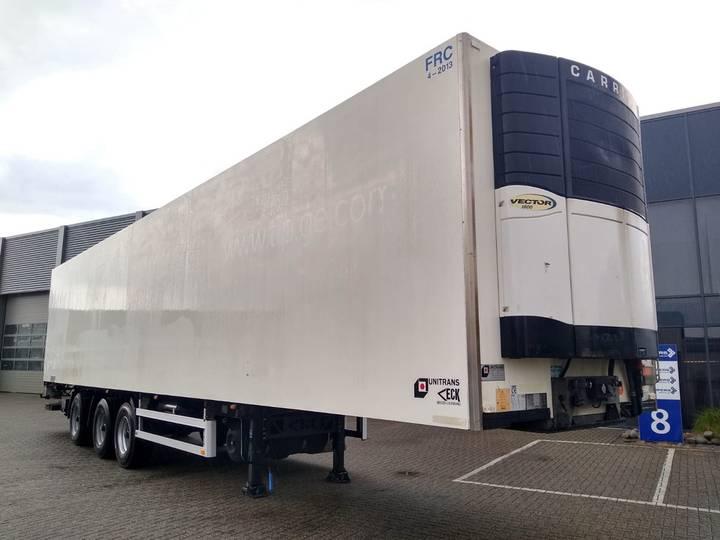 Van Eck 3-Assige Koeloplegger / Stuuras / Laadlift / Carrier Vect... - 2007