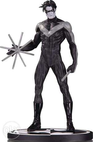 DC Collectibles Batman Black & White Nightwing Statue by Jim Lee