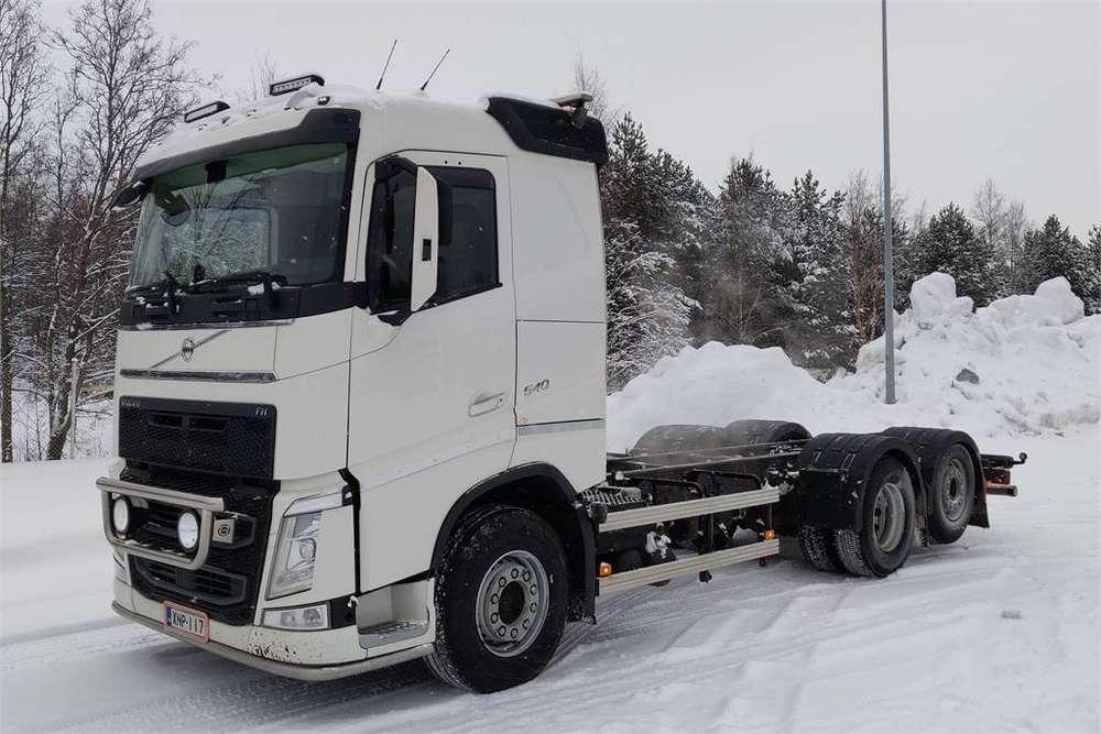 Volvo Fh13 - 2016
