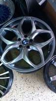 Brand new Bmw X6 or x5 size 20 inch in full set
