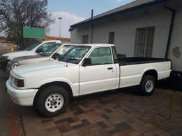 Ford courier 250o diesel