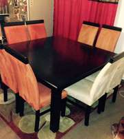 Dining Room Set (8 seater) Excellent Condition