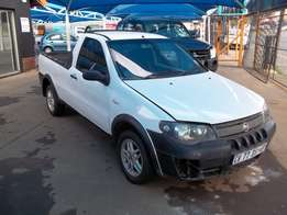 2010 Fiat Strada 1.4 Bakkie For Sale!