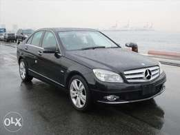 EXTREMELY LOW Milage Benz C200 [Avanygarde] TAKL117936