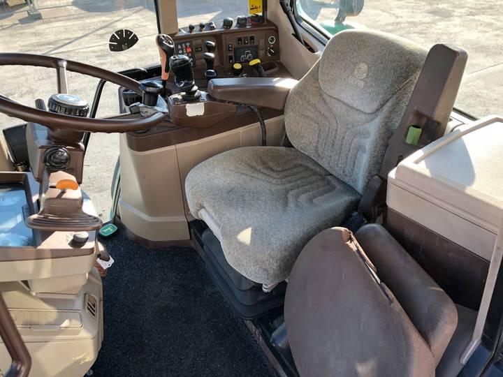 John Deere 6420 mit Frontlader und Schaufel - 2004 - image 3
