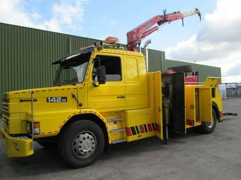 Scania T 142 H - 1984
